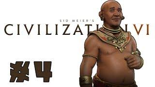 Let's Play: Civilization VI -- Deity Khmer! -- Part 4