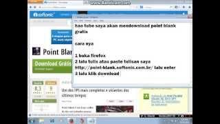 Cara Download Point Blank Gratis By; Harto