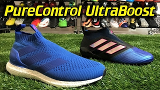 Adidas ACE 16+ PureControl UltraBoost (Blue Blast Pack) - One Take Review + On Feet