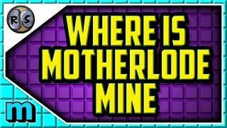 WHERE IS MOTHERLODE MINE OSRS (EASY) - How To Get To Motherlode Mine Location 2007scape