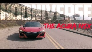 Acura NSX: The real every day supercar