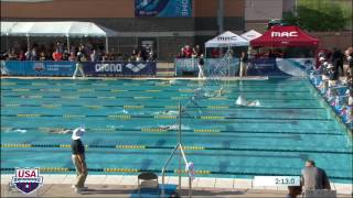 2017 arena Pro Swim Series at Mesa | Women's 400m IM A Final