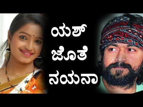 Comedy kiladigalu Nayana doing with Yash | KGF Kannada Movie | Top Kannada TV