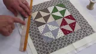 How to finish a small quilt: tons of tiny tips!