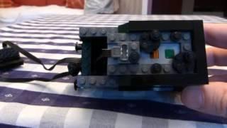 How to Motorise Lego Lone Ranger Train 79111