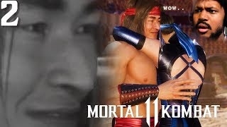 """WHEN SHE SAYS """"YOU'RE LIKE A BRO TO ME""""   Mortal Kombat 11 #2"""