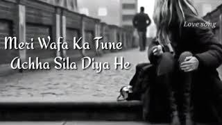 Afsos mere dil ko mujhro bhula Diya he😘 WhatsApp status