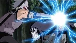Kakashi vs Danzo and Orochimaru - Full Fight English Dub HD