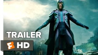 X-Men: Apocalypse TRAILER 3 (2016) -Nicholas Hoult, Michael Fassbender Movie HD