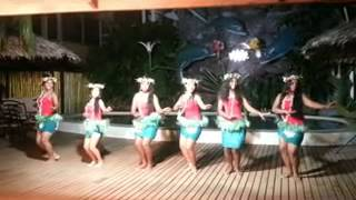 Solomon Island Gilbertese Dance Group