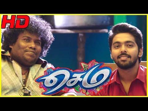 Xxx Mp4 Sema Tamil Movie Full Comedy Scenes G V Prakash Kumar Yogi Babu Arthana Kovai Sarala 3gp Sex