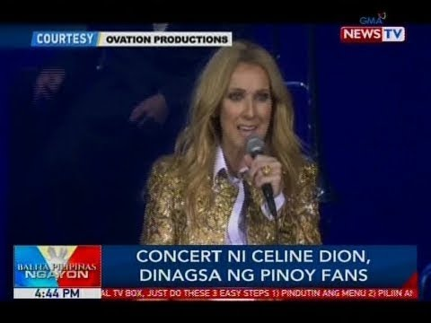 Xxx Mp4 BP Concert Ni Celine Dion Dinagsa Ng Pinoy Fans 3gp Sex