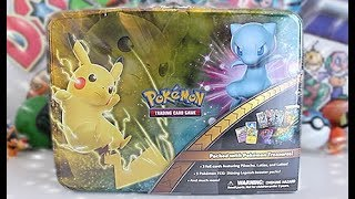 Opening A Pokemon Shining Legends Collector's Chest!!