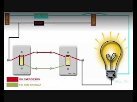 Instalação Interruptor THREE WAY.wmv