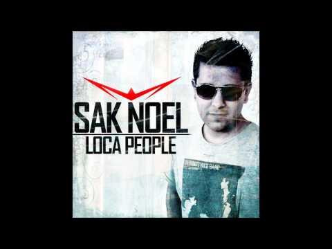 Sak Noel - Loca People[What the F**k] HD