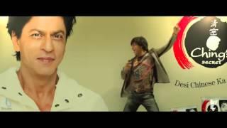 Mashup - Jabra Song   All Languages   FAN Anthem   Shah Rukh Khan