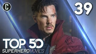Top 50 Superhero Movies: Doctor Strange - #39
