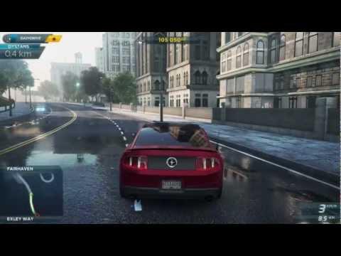 Need for Speed Most Wanted 2012 pierwszy rzut okiem