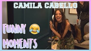 CAMILA CABELLO FUNNY MOMENTS 2018