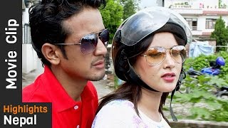 Inspirational Scene | CHAMPION Nepali Movie Clip | Dikpal Karki, Manjita Kc