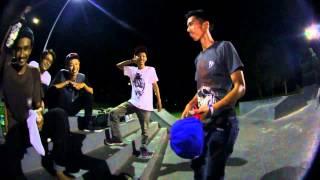 holy skateboard trip kediri