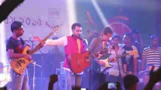 Hridoy khan live concert - 10th anniversary of Jagganth University,Dhaka (JNU)