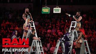 WWE Raw Full Episode, 11 June 2018