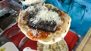 """The """"Chevapi"""". A Balkan Speciality Tasted in London. World Street Food"""