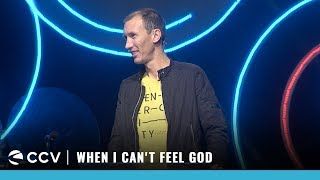 When I Can't Feel God