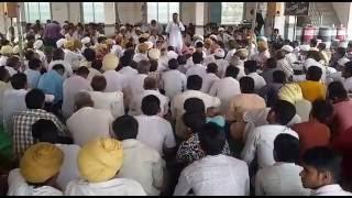 सायला,राजपुरोहित समाज की विशाल रैली