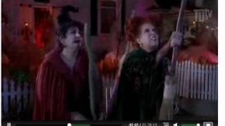 Abracadabra Pelicula - Niño disfrazado de Sonic