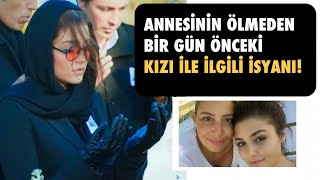 Hande Erçel'in Annesinin Ölmeden Önceki Paylaşımı Yürek Acıttı - Aylin Erçel