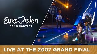 Magdi Rúzsa - Unsubstantial Blues (Hungary) Live 2007 Eurovision Song Contest