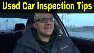 8 Used Car Inspection Tips