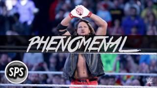 WWE AJ Styles 1st Theme Song