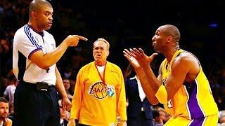 NBA Worst Late Game Calls