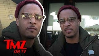 T.I. Gives His Two Cents On Gun Control | TMZ TV