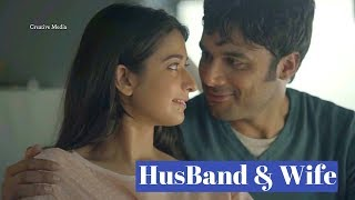 Husband And Wife Most Funny Romantic Indian Ads Commercial Part 10