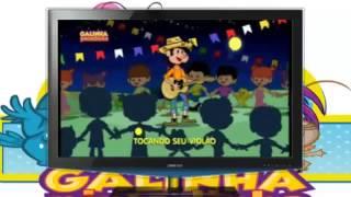 Galinha Pintadinha 3 - Pai Francisco   DVD
