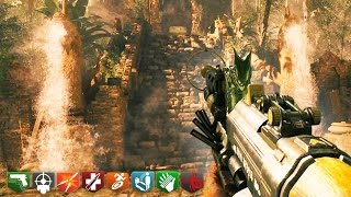 SHANGRI LA EASTER EGG w/ SYNDICATE, NOAH & AVXRY! - ZOMBIES CHRONICLES EASTER EGG GAMEPLAY!
