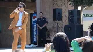 Falak shabir Live at Pakistan Day Celebration in San Francisco