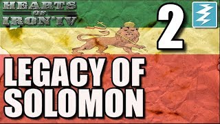 ISLAM1C PROBLEM [2] Ethiopia - Hearts of Iron IV HOI4 Paradox