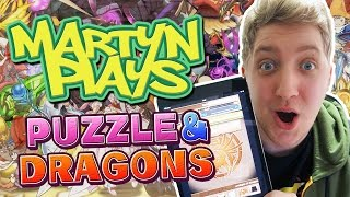 Martyn Plays - Puzzle & Dragons (iOS / Android)