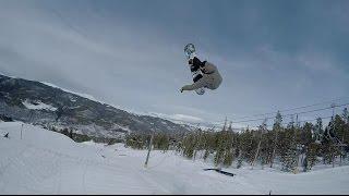 Keystone Snowboarding 2015 - Alec Vandeweerd A51 Park Riding