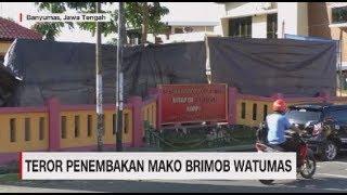Teror Penembakan Mako Brimob Watumas