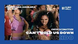 Christina Aguilera feat. Lil' Kim - Can't Hold Us Down [Clipe] (Legendado/Tradução)