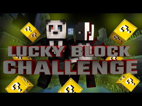 KAFF LE CHATTEUX ? - Minecraft - Ultra Lucky Défi #2 - Avec Plozion