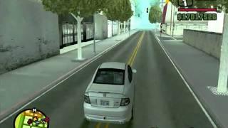 GTA SA - Tuning Vauxhall Monaro