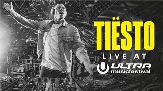 Tiësto - Live @ Ultra Music Festival Miami 2017