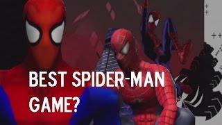 Which Was the BEST Spider Man Game? - Retrospective Part 1